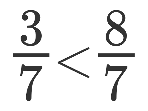 Confronto tra frazioni 2