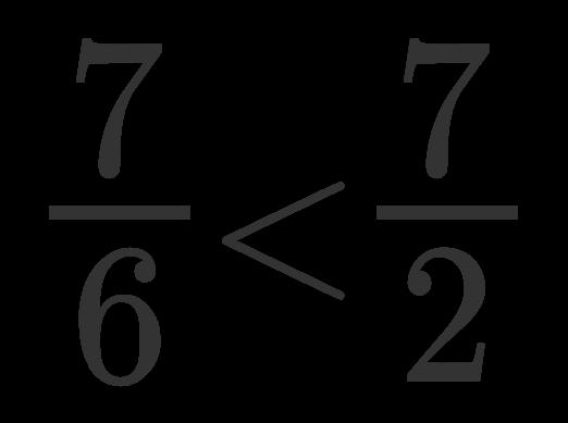 Confronto tra frazioni 4