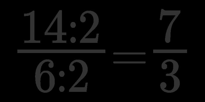 Semplificare una frazione 5